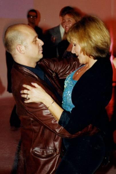 Steve Hilton and Maria McErlane