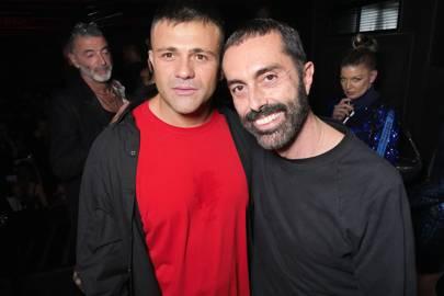 Antonio Carbonaro and Giambattista Valli