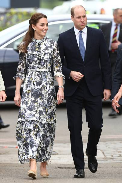 The Duke and Duchess of Cambridge to collaborate with Richard Curtis
