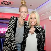 Mary Charteris and Sophia Hesketh