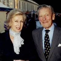 Princess Alexandra and the Hon Sir Angus Ogilvy