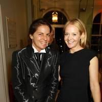 Lady Tang and Kate Reardon