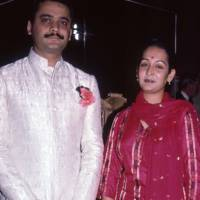 Bharat Bhise and Mrs Bharat Bhise