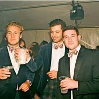 Owain Morton, Cyrus Danesh and Joe Murray