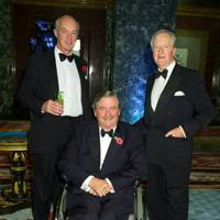 The Earl of Westmorland, Mark Vestey and Timothy Christie