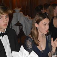 Toby Dudson and Libby Richards