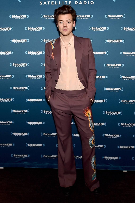 6014f09abe4b Harry Styles's best Gucci looks: Style gallery | Tatler