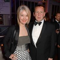 Justine Simons and Ed Vaizey