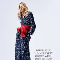 What to wear to garden parties