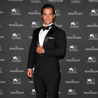 Henry Cavill at the Jaeger-LeCoulture gala dinner