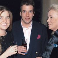 Gytha Nuttall, Jean Michel Bouchon and the Countess of Stockton