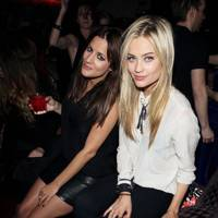 Caroline Flack and Laura Whitmore