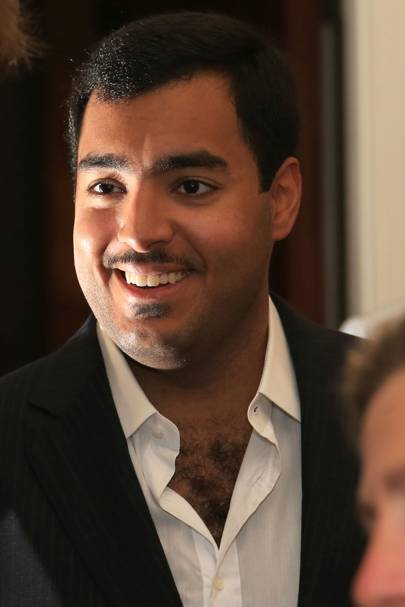 Prince Fahad Al Thani