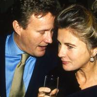 Sebastian Taylor and the Marchioness of Douro
