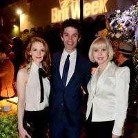 Ashley Bell, James Frain and Victoria Bell