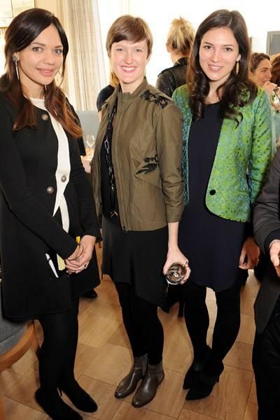 Lydia King, Morgan George and Lauren Hurst