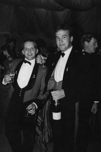 Simon Angel and Julian Brammer