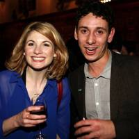Jodie Whittaker and Al Weaver