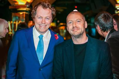 Tom Parker Bowles and Matthew Freud