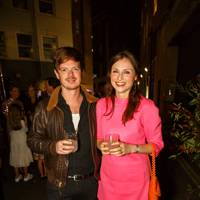 Richard Jones and Sophie Ellis-Bextor