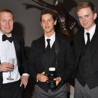 Simon Taylor, Jack Miller and Rory Maclean