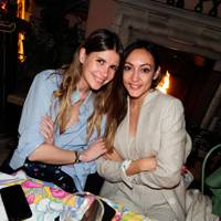 Gabriella Jerome and Fiorina Benveniste Schuler