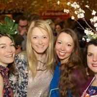 Beatrice McDermott , Amy Bowley, Jess Law and Sorrel Ferguson