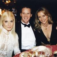 Mrs Stefano Marsaglia, Robert Hissom and Mrs Donald Mactaggart