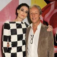 Erin O'Connor and Perry Oosting