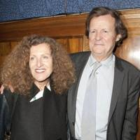 Nicole Farhi and David Hare