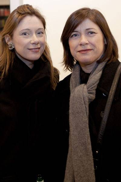 Jane Wilson and Louise Wilson