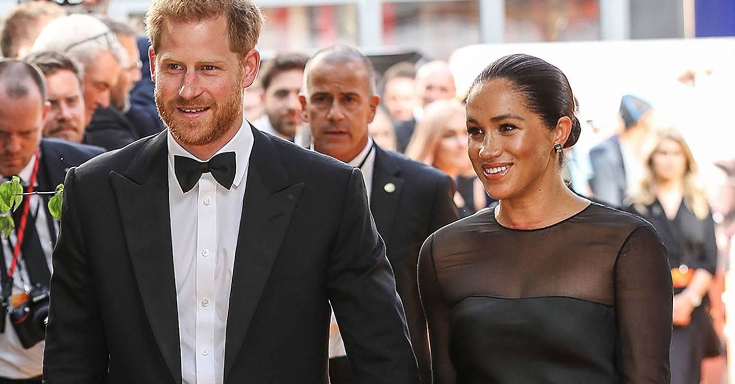 Harry and Meghan's Netflix deal scuppers starry Invictus fundraiser set to make a million for charity thumbnail