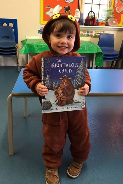 Daniel O'Brien as the Gruffalo