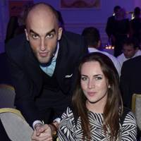 Drummond Money-Coutts and Liv Boeree