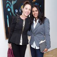 Lizzie Perrotte and Vinni Bhandari