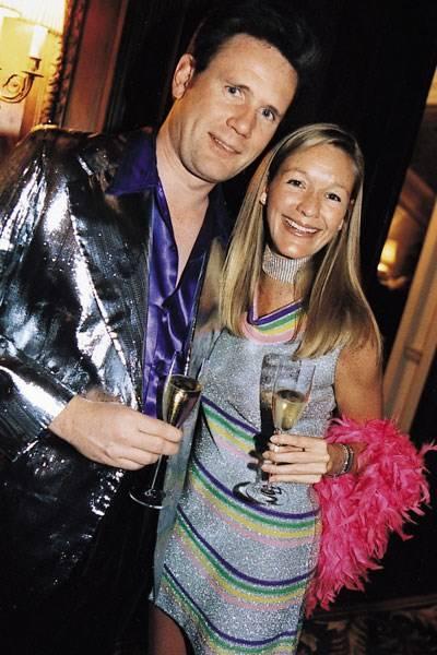 Rupert Kenyon Slaney and Emma Gibbs