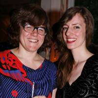 Kate McNaughton and Emily Haworth-Booth