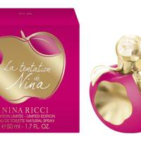 La Tentation de Nina fragrance, limited edition