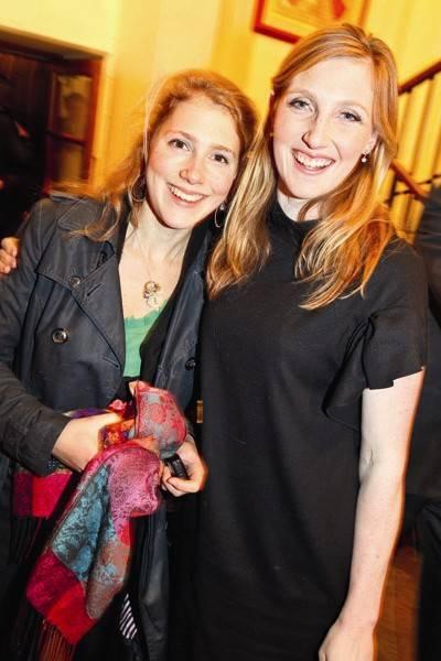 Emily Samuel and Natasha Ascott