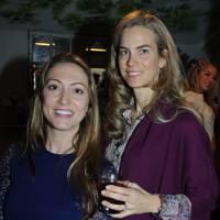 Hannah Comolli and Samantha Bauer