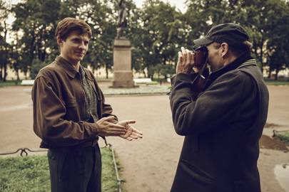 From Russia with Love: Oleg Ivenko talks about playing Ruldolf Nureyev in 'The White Crow'
