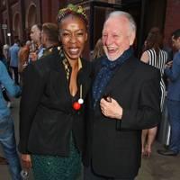 Noma Dumezweni and Kenneth Cranham