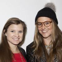 Kristin Haddrell and Alexandra Allason