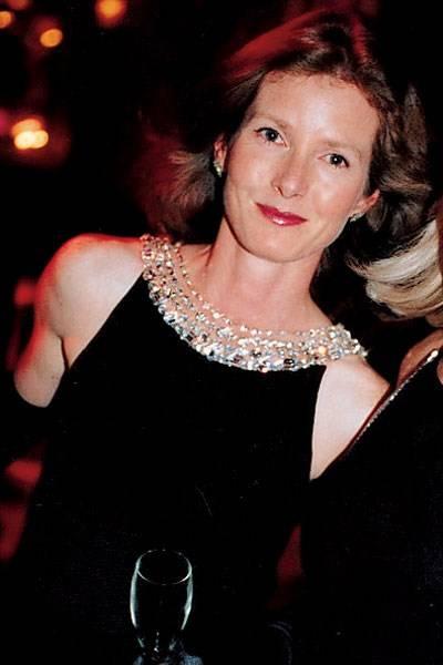Mrs Piers von Simson