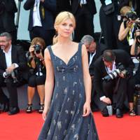 Clémence Poésy at the opening ceremony