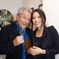 Dick Polak and Emily Lin