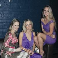 Rachel Lancaster, Isabelle Coaten and Bryony Daniels