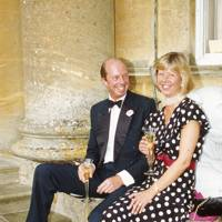 Nicholas Peto and Mrs Nicholas Peto