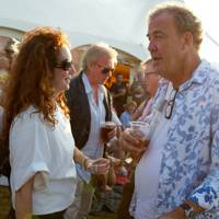 Rebekah Brooks and Jeremy Clarkson