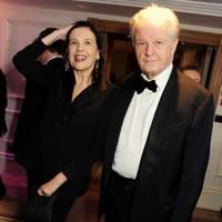 Louise Franck and Eric Franck